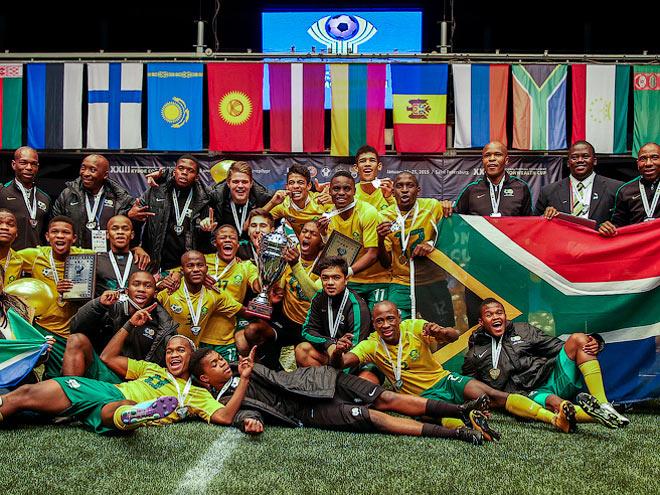 Сборная ЮАР выиграла Кубок Содружества