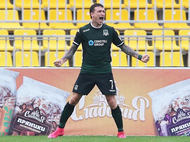 Мамаев стал MVP 8-го тура Премьер-Лиги