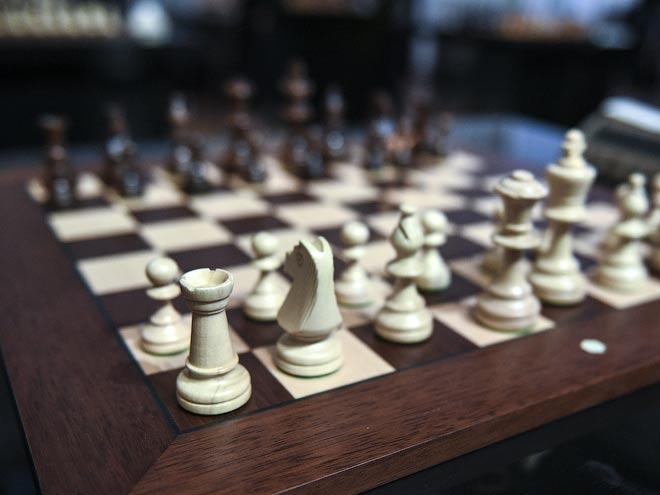Организация матча за титул чемпиона мира по шахматам в Нью-Йорке