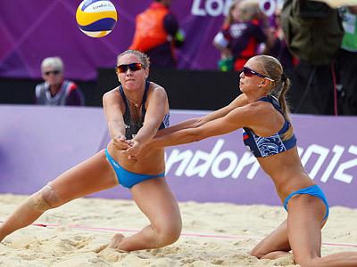 Пляжный волейбол. Интервью Андрея Горбенко