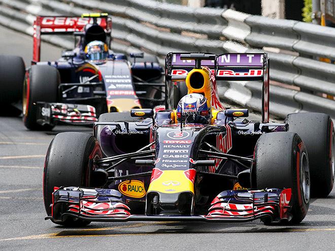 Анализ стартовой решётки Гран-при Монако Формулы-1