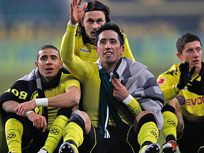 Неувядаемый Гиггз и рекорды Дортмунда