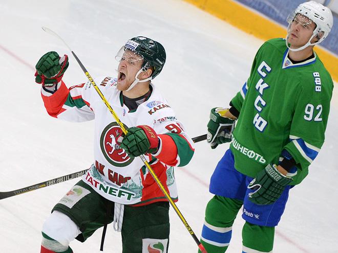 Хоккейные события дня