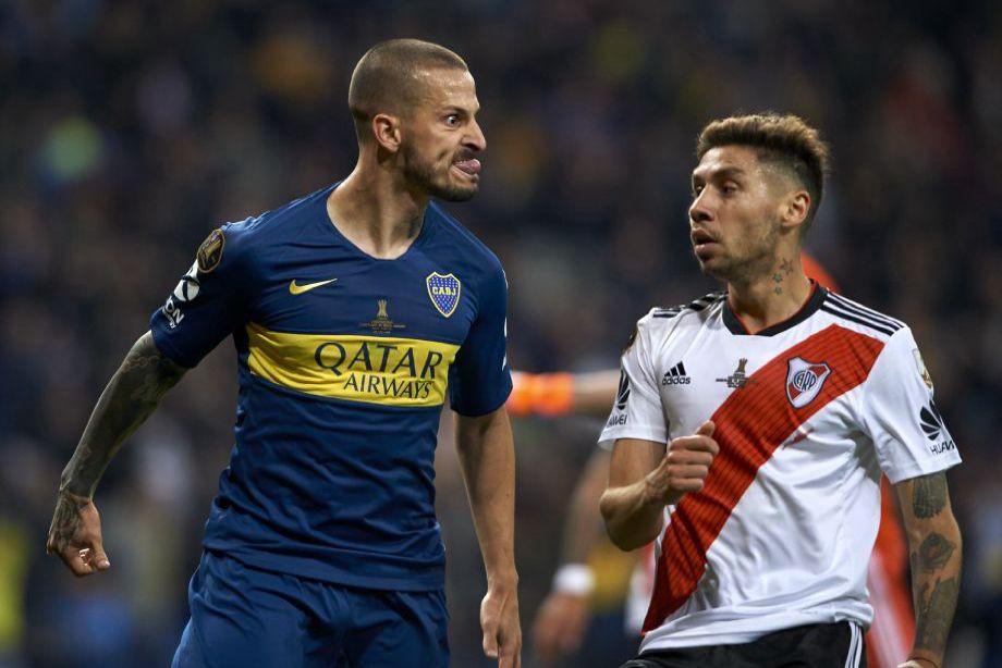 5 вещей из Кубка Либертадорес, которых не может быть в Лиге чемпионов