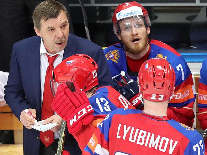 Олег Знарок и Иван Телегин