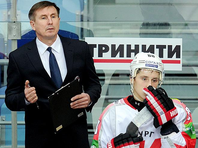 Новокузнецкий «Металлург» уволил тренера вратарей