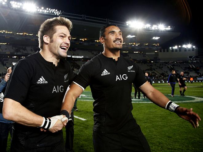 Новая Зеландия — финалист Кубка мира по регби