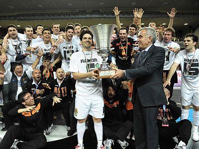 «Асти Аква Эва» завоевал Кубок Италии по мини-футболу