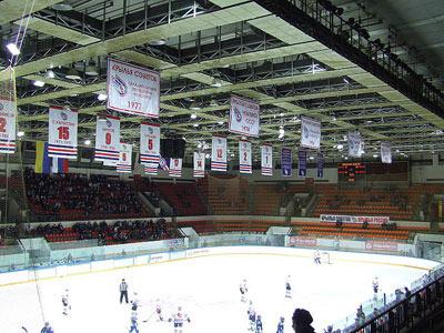Хоккейный праздник в Сетуни