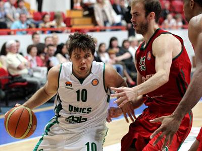 Павел Сергеев в прошлом сезоне Лиги ВТБ