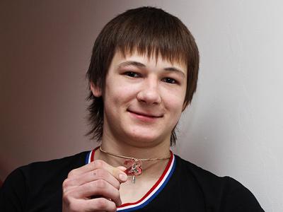 Егор Петухов – единственный представитель группы Б на Кубке Будущего