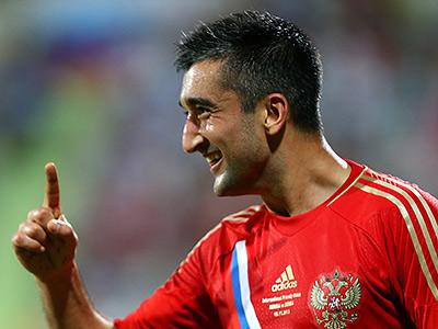 Товарищеский матч. Россия — Сербия
