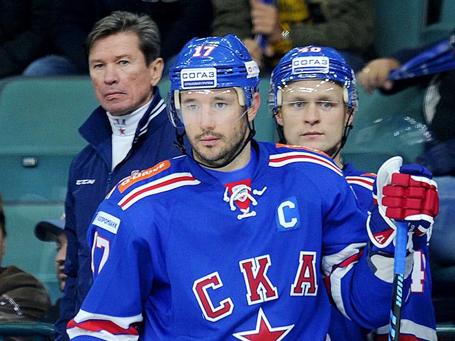Вячеслав Быков и Илья Ковальчук