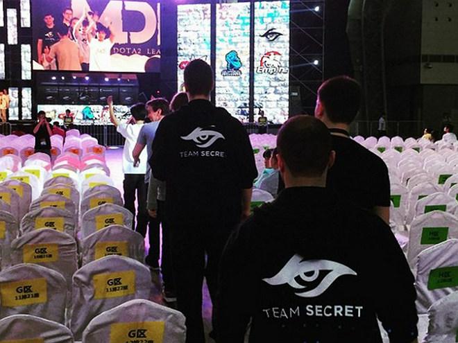 На турнир Mars Dota 2 League заявлены сильнейшие команды
