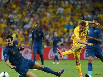 Украине не впервой решать задачи в последнем матче турнира