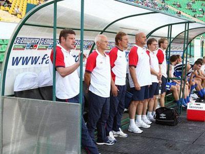 Гендиректор «Таврии» о Лужном и матче с «Динамо»