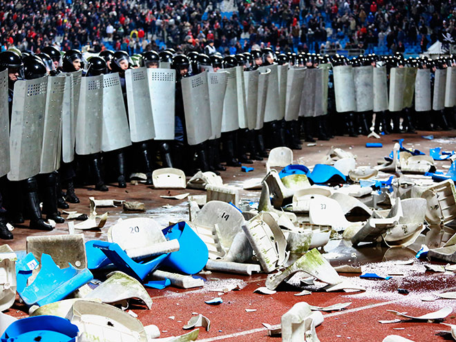 Обзор 17-го тура ФНЛ: проигрыш «Динамо», стычка фанатов