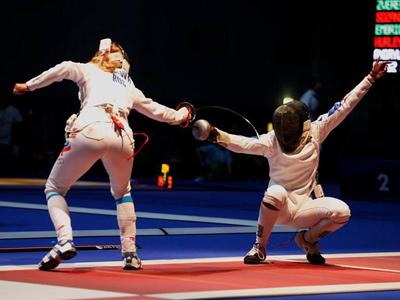 Обзор 2-го дня чемпионата мира по фехтованию