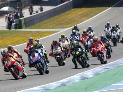 Обзор Гран-при Испании MotoGP-2013
