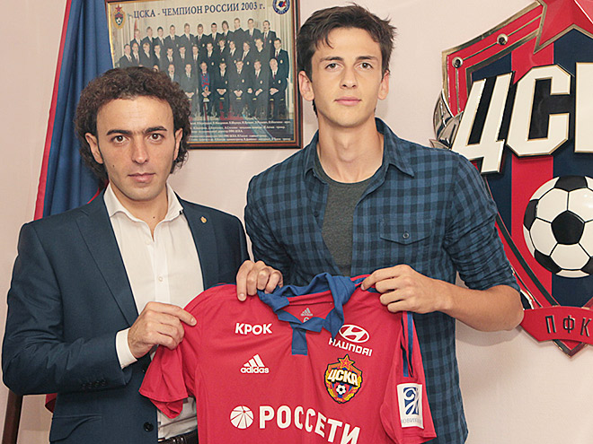 Роман Бабаев и Амир Натхо