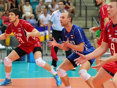 Сергей Цветнов – о сборной России в Мировой лиге