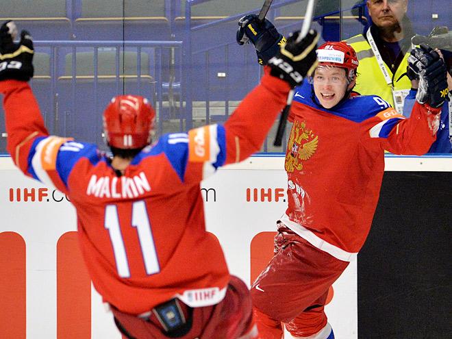 Хоккей. Кубок мира. Дейли фэнтези. Канада — Россия, Швеция — Европа
