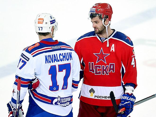 Превью игрового дня КХЛ 08.01.2016
