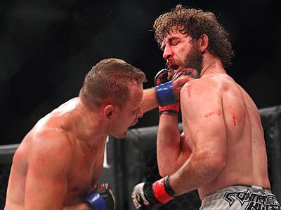 Александр Шлеменко отстоял титул Bellator