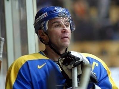 Легендарный хоккеист - о своей игровой карьере, сборной Украины и ПХЛ