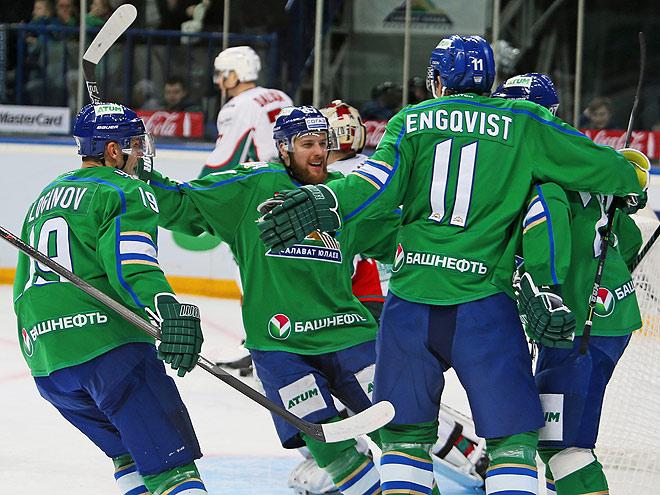 Плей-офф КХЛ и выведение Ковальчука из состава СКА