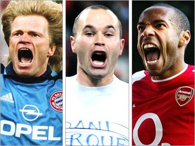 5 великих футболистов без «Золотого мяча»