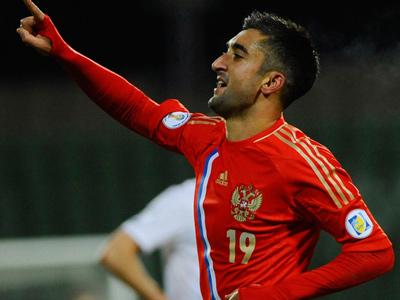 Расстановка сил перед матчем Азербайджан - Россия