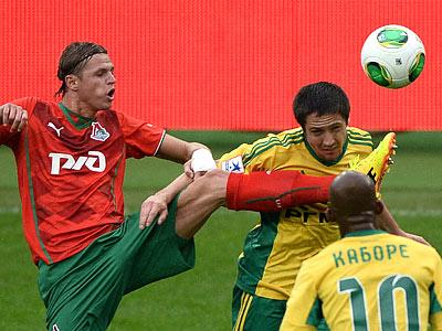 Локомотив — Кубань — 1:0