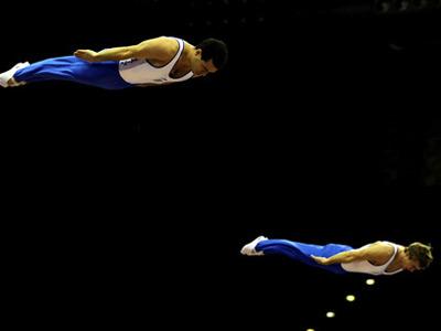 В прыжках на батуте за Украину выступит Юрий Никитин