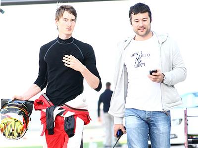 Николай Марценко и Максим Травин