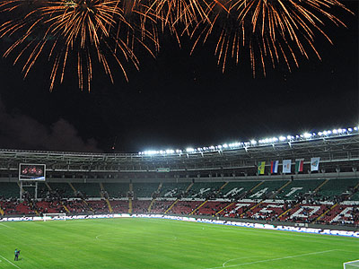 Премьер-Лига: представление стадионов, часть 2