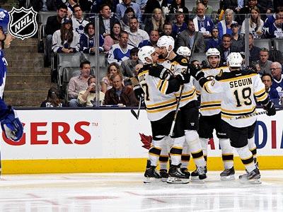 «Торонто» - «Бостон» - 3:4 ОТ. Матч № 4
