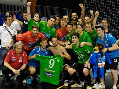 1/4 финала чемпионата Италии по мини-футболу