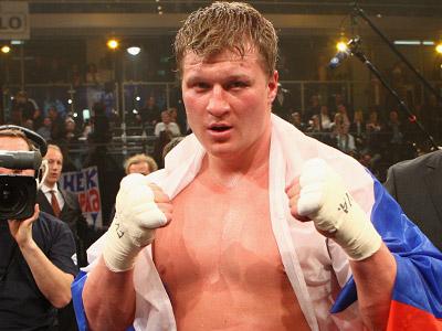 10 потенциальных соперников Александра Поветкина