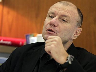 "Глава компании ""Интеррос"" Владимир Потанин"