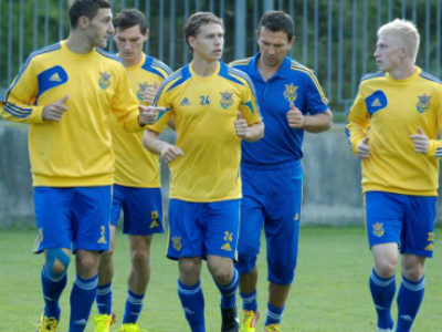 Украина (U-21) выиграла у Латвии (U-21)