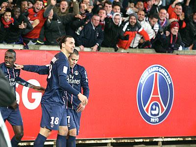 Итоги первого круга чемпионата Франции