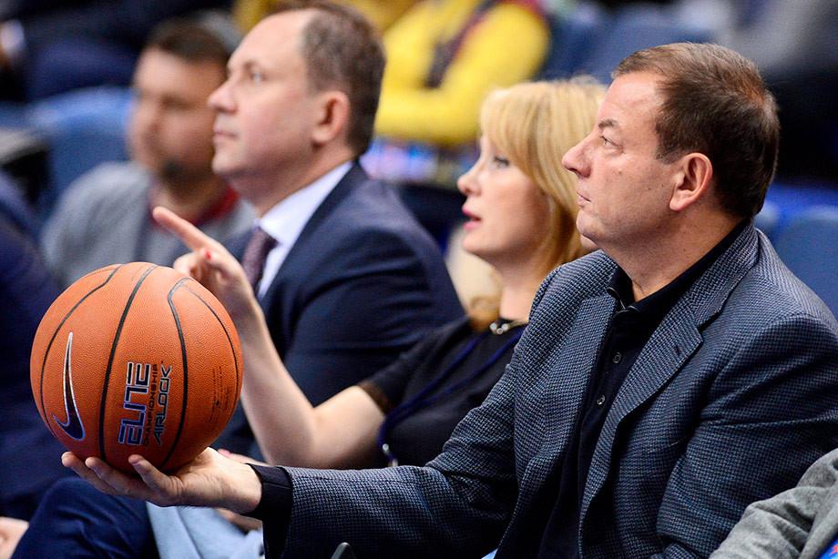 Интервью с президентом Единой лиги ВТБ Сергеем Кущенко