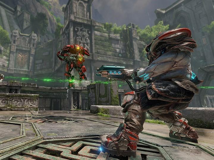 Тим Уиллитс огласил диагноз Quake Champions— free-to-play (соговорками)