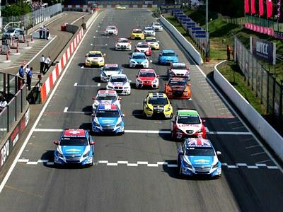 Представляем команды и пилотов первенства WTCC сезона-2012