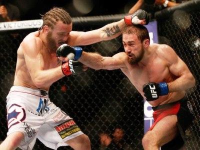 Али Багаутинов - о победе в UFC