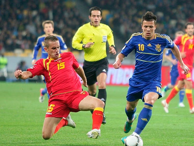 Рац и Жабченко о матчах сборной Украины