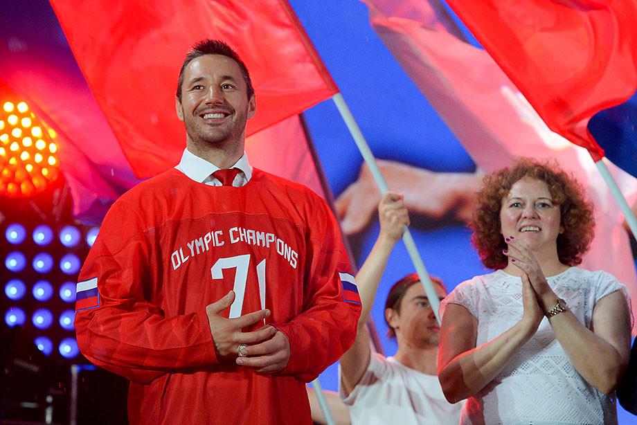 Илья Ковальчук вызван в сборную России по хоккею