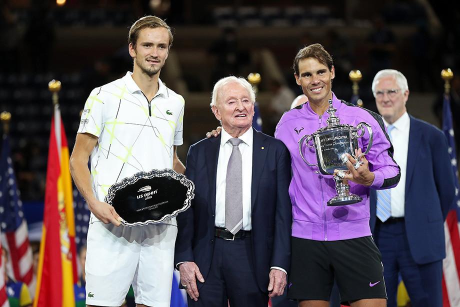 US Open – 2019: Даниил Медведев дал настоящий бой Рафаэлю Надалю в финале