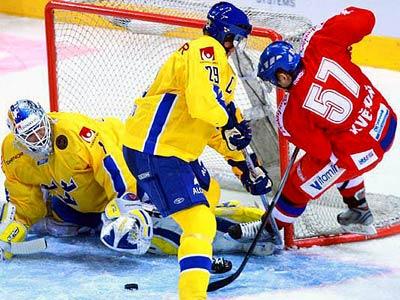Сборная Чехии выиграла у Швеции – 3:1